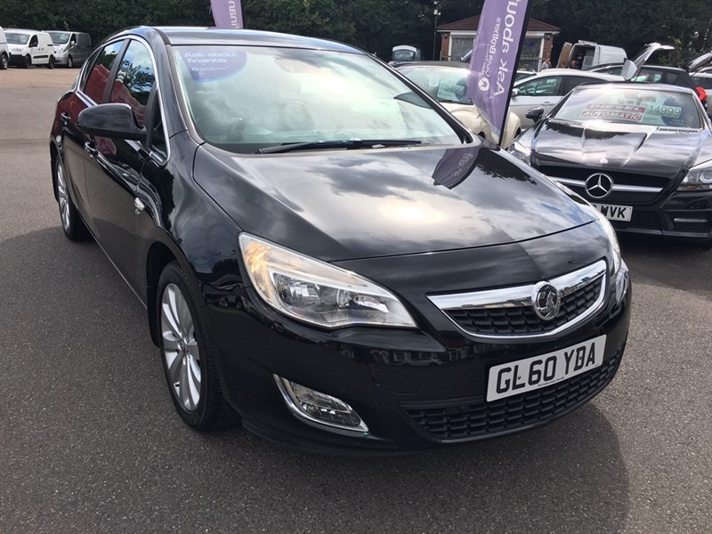 used Vauxhall Astra i 16v Turbo Elite 5dr in rochester-kent