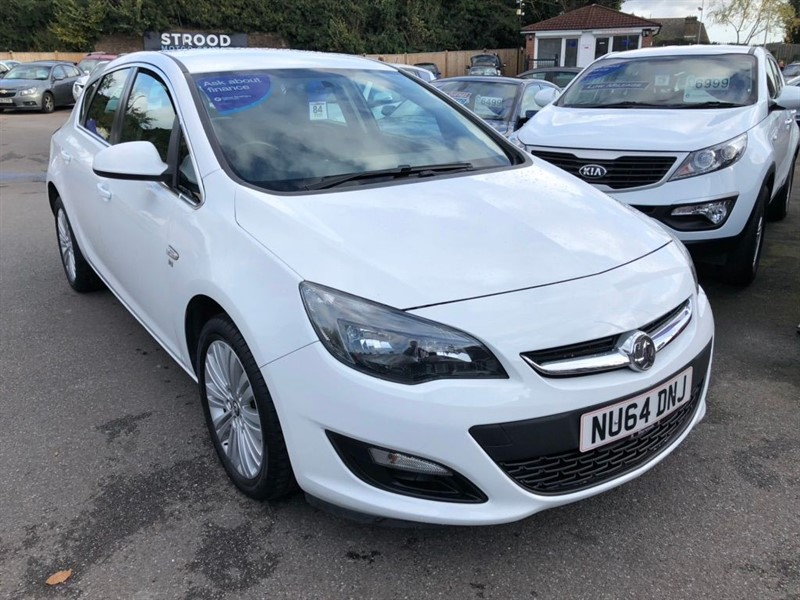 used Vauxhall Astra 16v Excite 5dr in rochester-kent