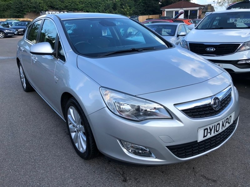 used Vauxhall Astra 16v SE 5dr in rochester-kent