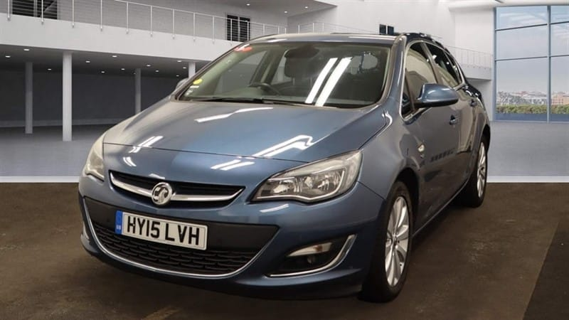 used Vauxhall Astra Elite Auto in rochester-kent