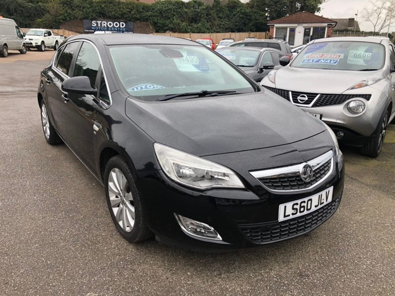 used Vauxhall Astra 16v SE Auto in rochester-kent