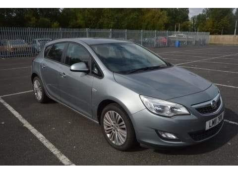 used Vauxhall Astra 16v Excite in rochester-kent