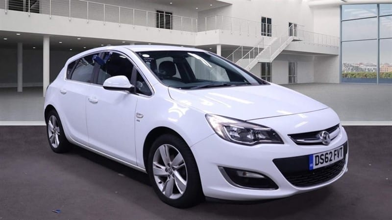 used Vauxhall Astra 1.4T 16v SRi in rochester-kent