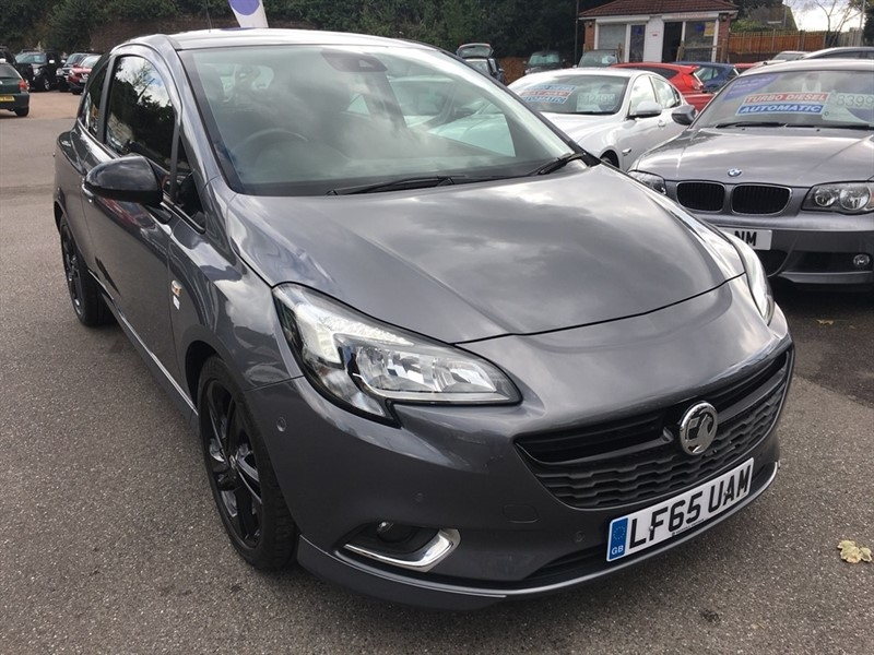 used Vauxhall Corsa i Limited Edition 3dr in rochester-kent