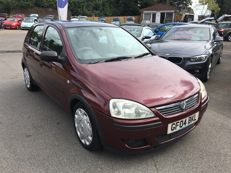 used Vauxhall Corsa i Life 5dr in rochester-kent