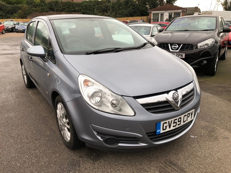 used Vauxhall Corsa 1.2 i 16v Active 5dr in rochester-kent