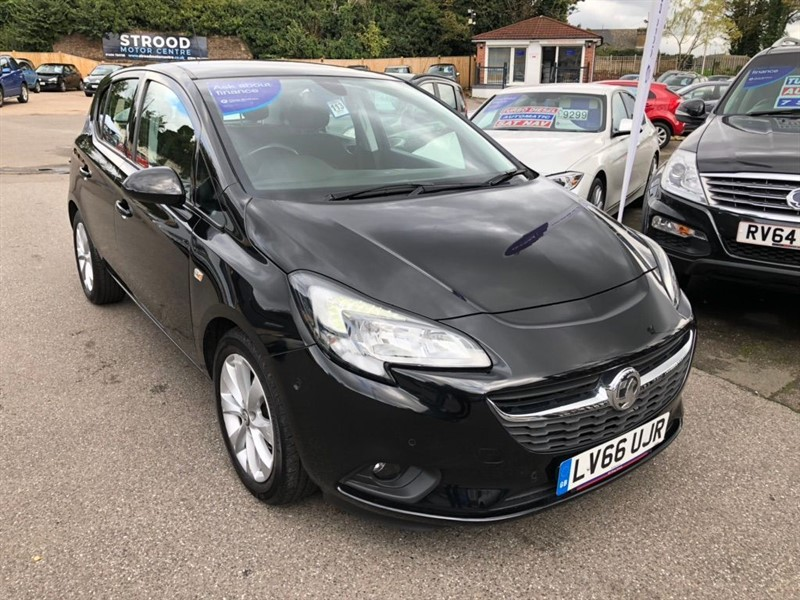 used Vauxhall Corsa 1.4i ecoFLEX Energy 5dr (a/c) in rochester-kent
