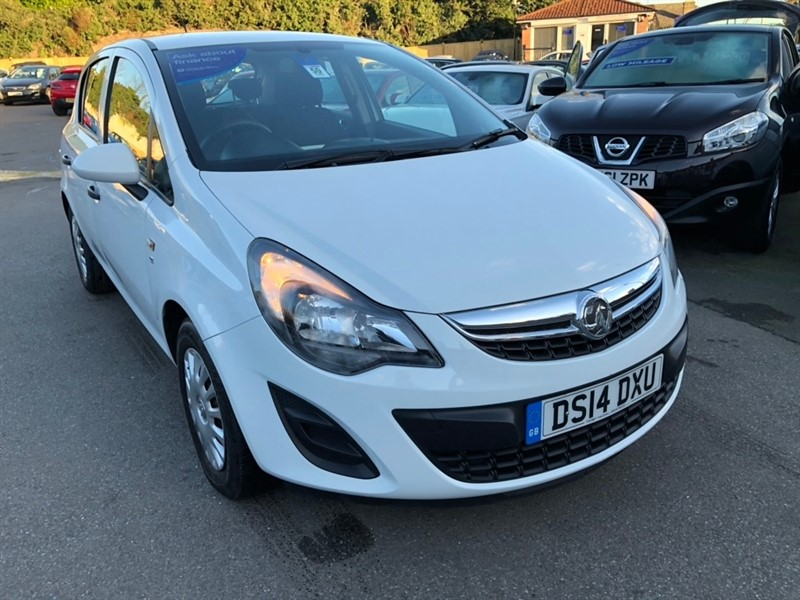 used Vauxhall Corsa 1.2 i 16v S 5dr in rochester-kent