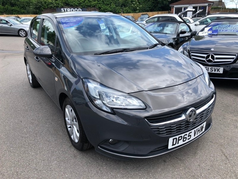 used Vauxhall Corsa i ecoFLEX Design 5dr in rochester-kent