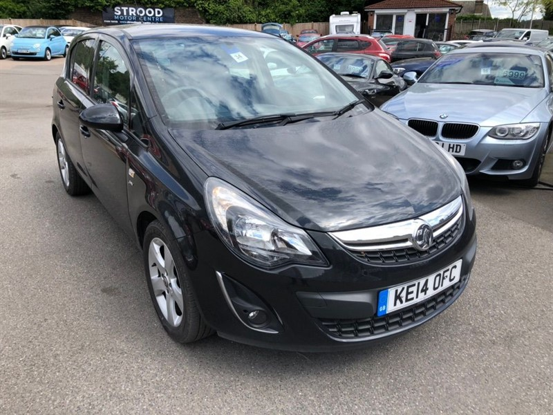 used Vauxhall Corsa 1.2 i 16v SXi in rochester-kent