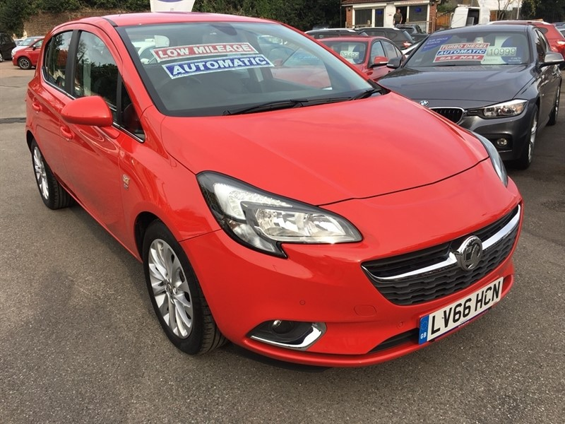 used Vauxhall Corsa i SE 5dr in rochester-kent