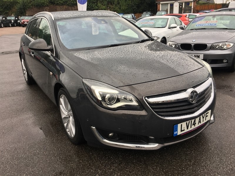 used Vauxhall Insignia CDTi ecoFLEX Elite Sport Tourer (s/s) 5dr in rochester-kent
