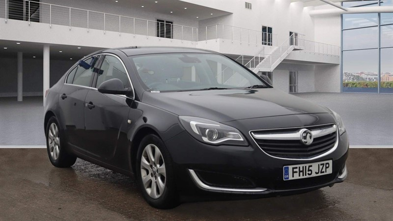 used Vauxhall Insignia ecoFLEX Tech Line (s/s) in rochester-kent