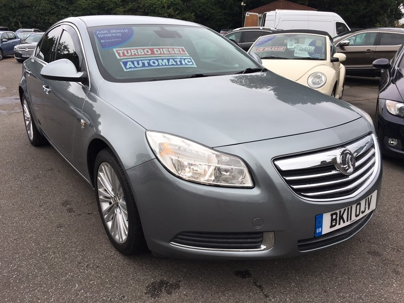 used Vauxhall Insignia CDTi 16v SE 5dr in rochester-kent