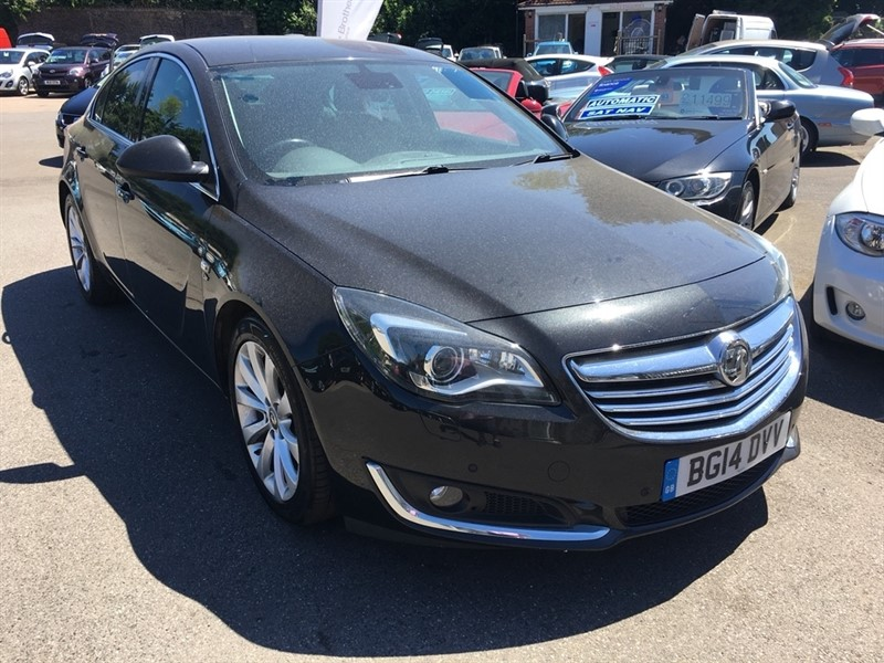 used Vauxhall Insignia CDTi ecoFLEX Elite (s/s) 5dr in rochester-kent