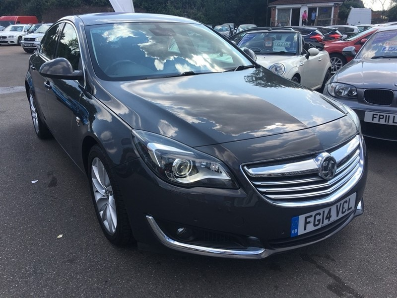 used Vauxhall Insignia CDTi Elite 5dr in rochester-kent