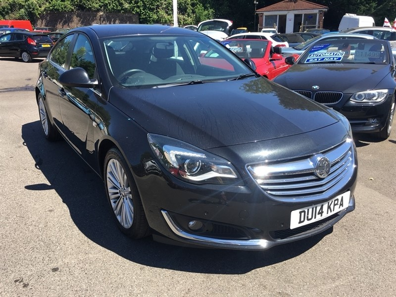 used Vauxhall Insignia CDTi ecoFLEX Design (s/s) 5dr in rochester-kent