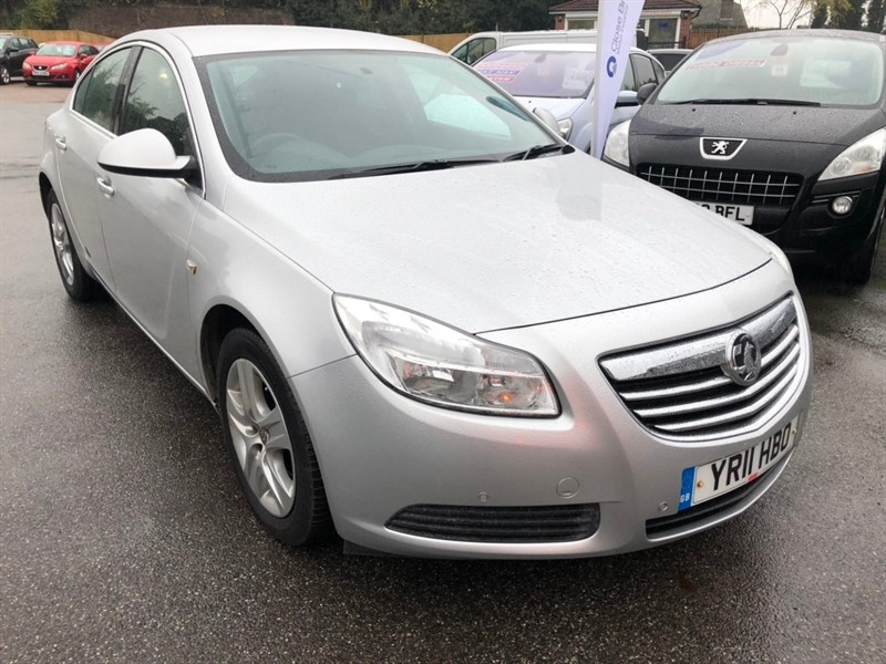 used Vauxhall Insignia CDTi 16v Exclusiv 5dr in rochester-kent