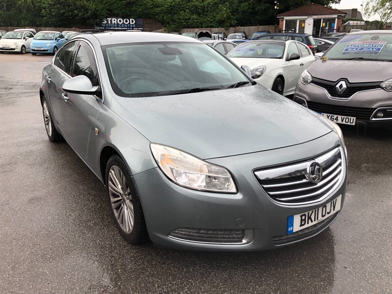 used Vauxhall Insignia 16v SE in rochester-kent