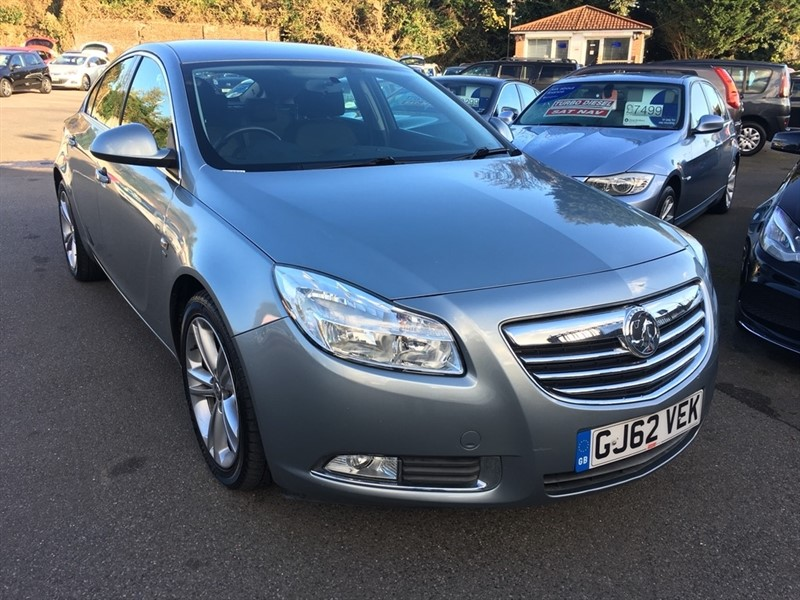 used Vauxhall Insignia i VVT 16v SRi 5dr in rochester-kent