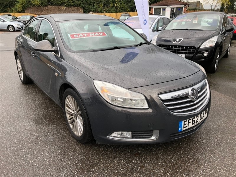 used Vauxhall Insignia 16v Turbo Tech Line (s/s) 5dr in rochester-kent