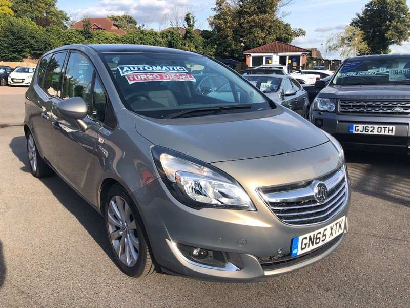 used Vauxhall Meriva SE in rochester-kent
