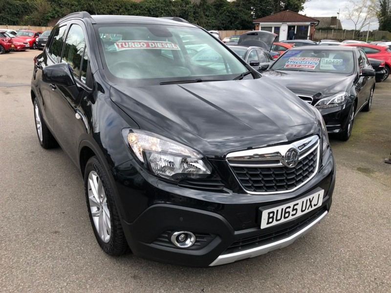 used Vauxhall Mokka Exclusiv (s/s) in rochester-kent