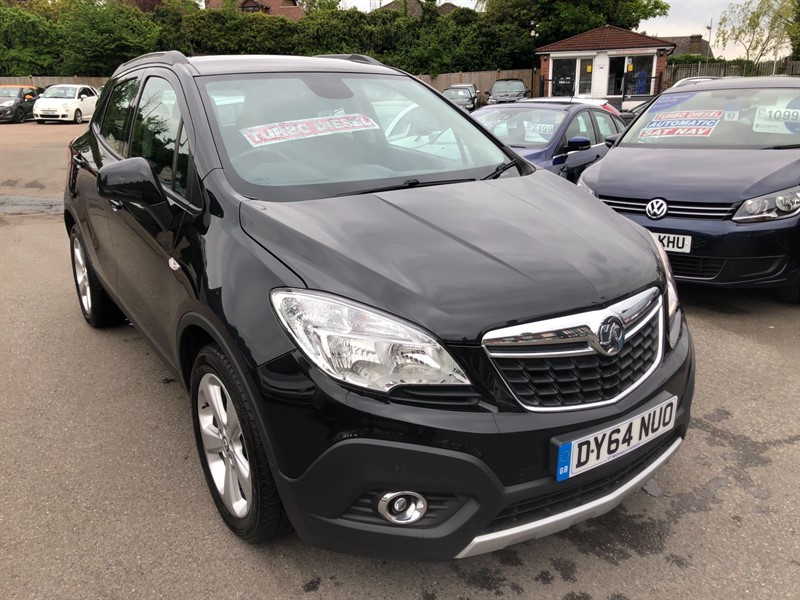 used Vauxhall Mokka ecoFLEX 16v Exclusiv FWD (s/s) in rochester-kent