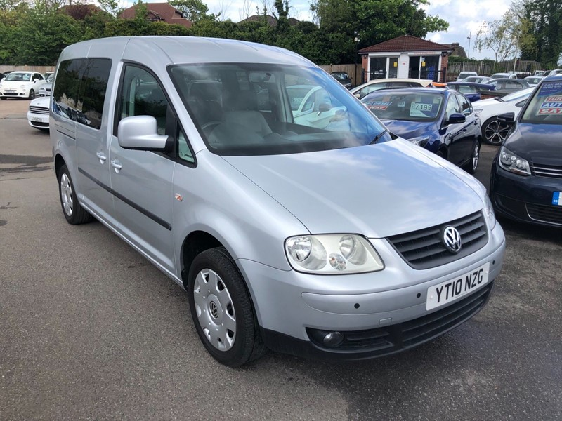 used VW Caddy Maxi Life Maxi Life (7 Seats) in rochester-kent