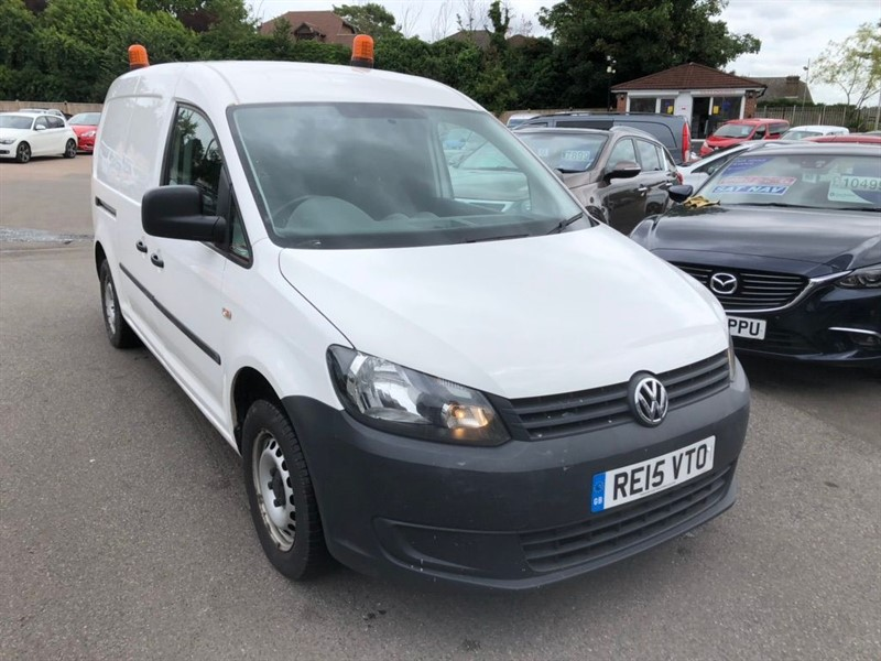 used VW Caddy C20 Startline Panel Van in rochester-kent