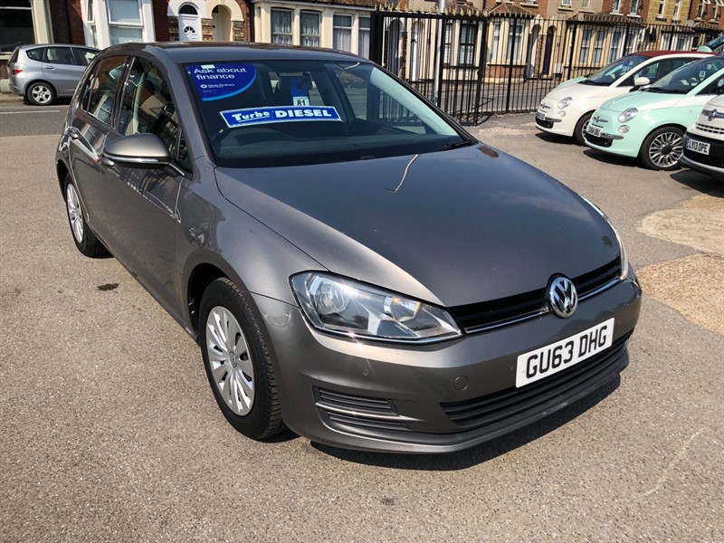 used VW Golf BlueMotion Tech S (s/s) in rochester-kent