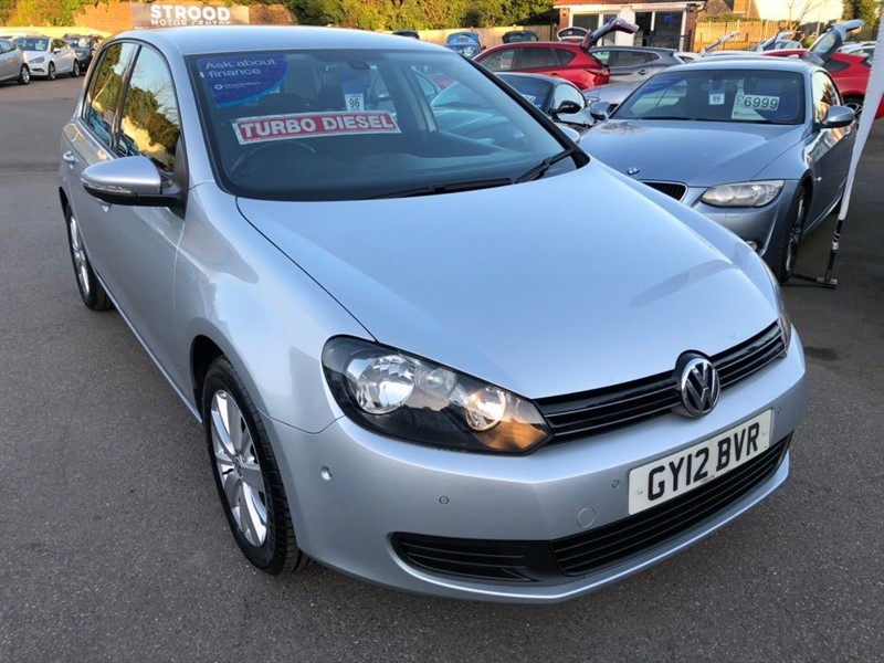 used VW Golf BlueMotion Tech Match Final Edition in rochester-kent