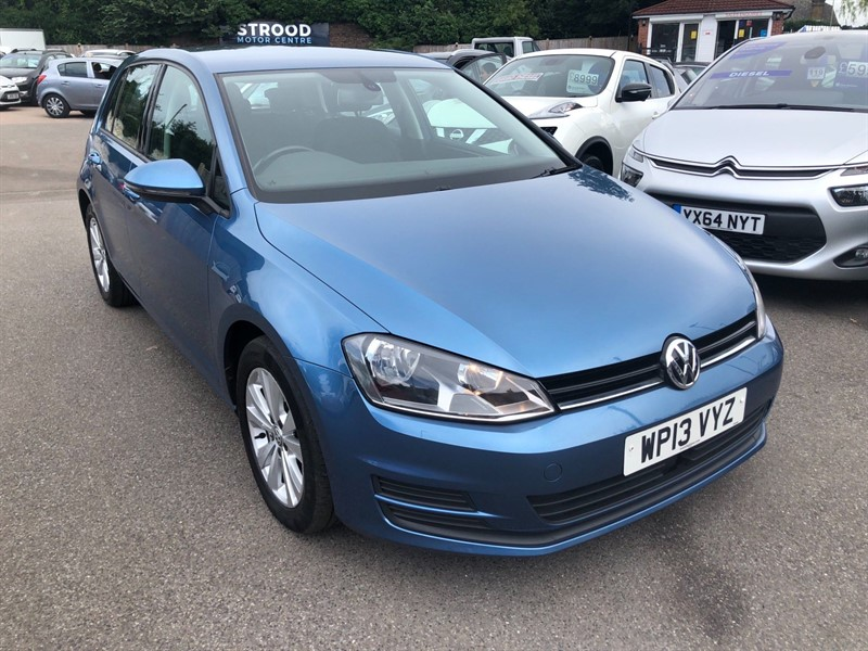 used VW Golf BlueMotion Tech SE DSG (s/s) in rochester-kent