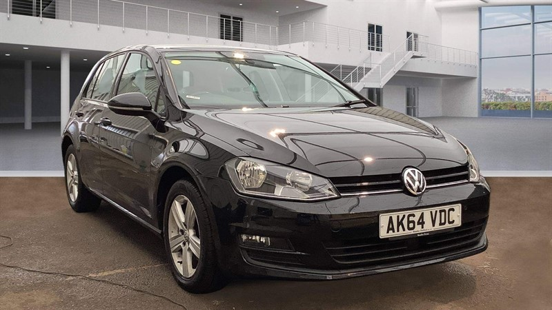 used VW Golf BlueMotion Tech Match (s/s) in rochester-kent