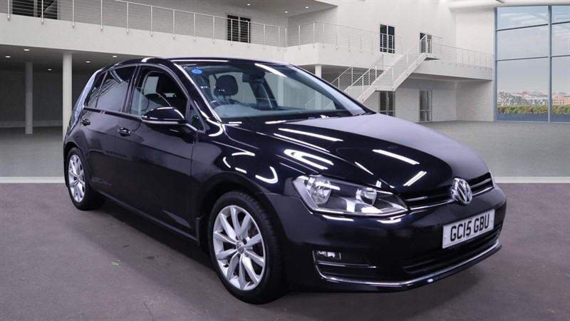 used VW Golf BlueMotion Tech GT DSG (s/s) in rochester-kent