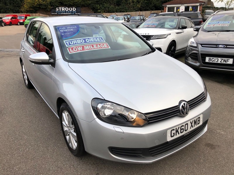 used VW Golf SE in rochester-kent