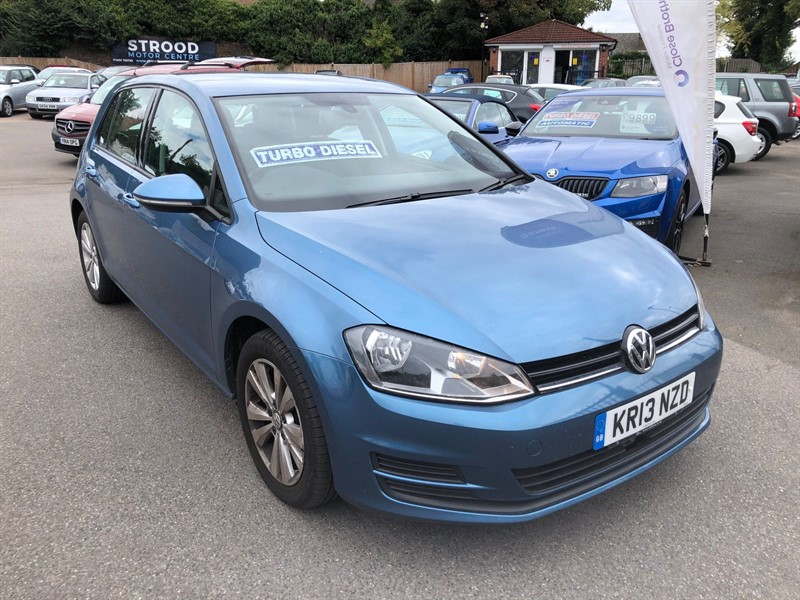 used VW Golf BlueMotion Tech SE (s/s) in rochester-kent