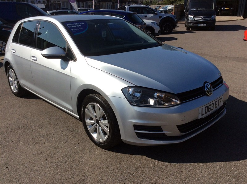used VW Golf SE (s/s) in rochester-kent