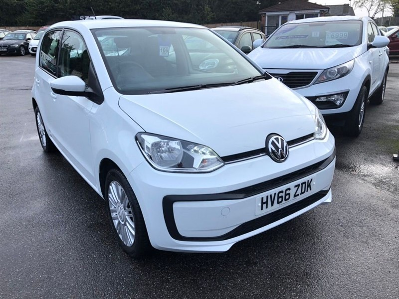 used VW Up Move in rochester-kent