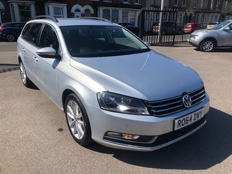 used VW Passat BlueMotion Tech Executive DSG (s/s) in rochester-kent