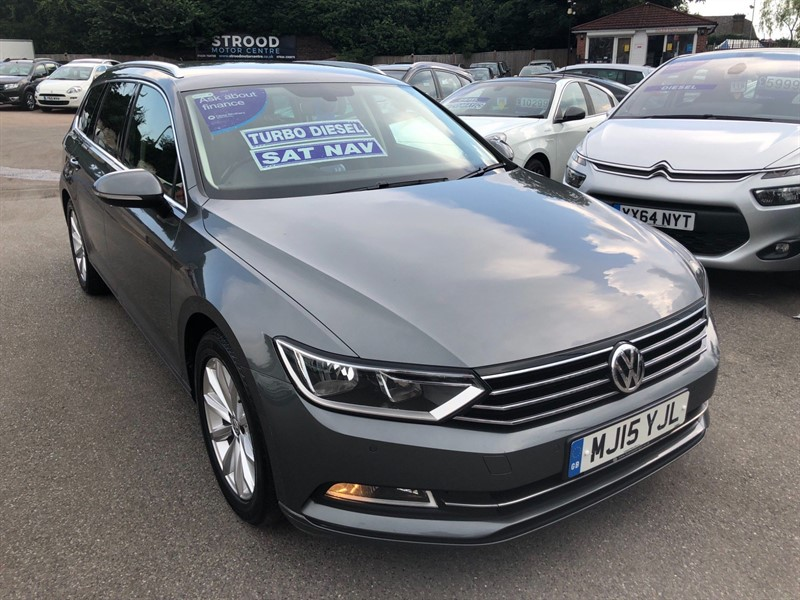 used VW Passat BlueMotion Tech SE Business (s/s) in rochester-kent
