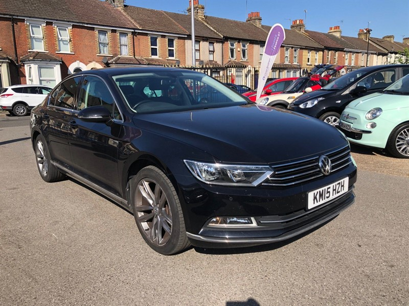 used VW Passat BlueMotion Tech GT DSG (s/s) in rochester-kent