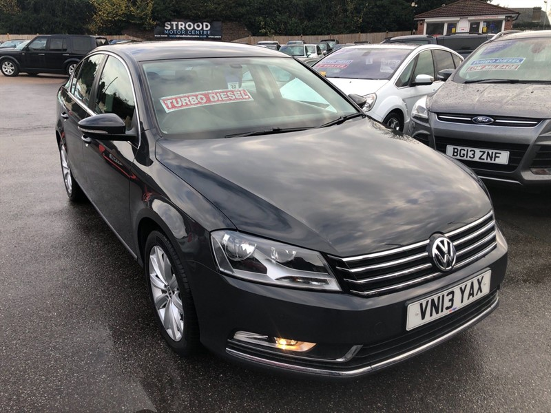 used VW Passat BlueMotion Tech Highline (s/s) in rochester-kent