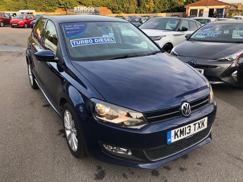 used VW Polo SEL in rochester-kent
