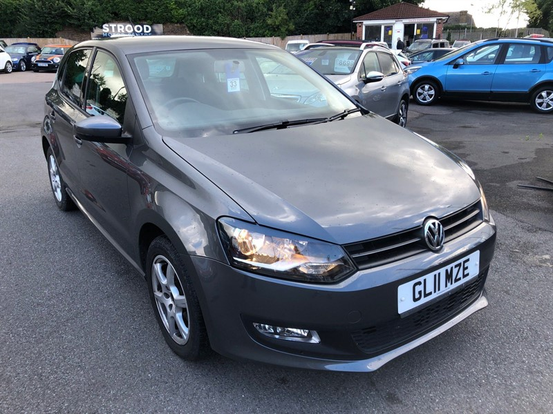 used VW Polo Moda (a/c) in rochester-kent