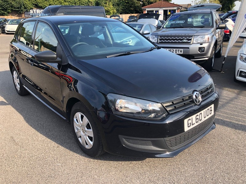 used VW Polo S (a/c) in rochester-kent