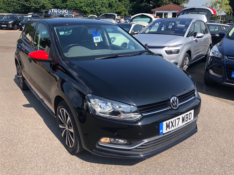used VW Polo BlueMotion Tech beats (s/s) in rochester-kent