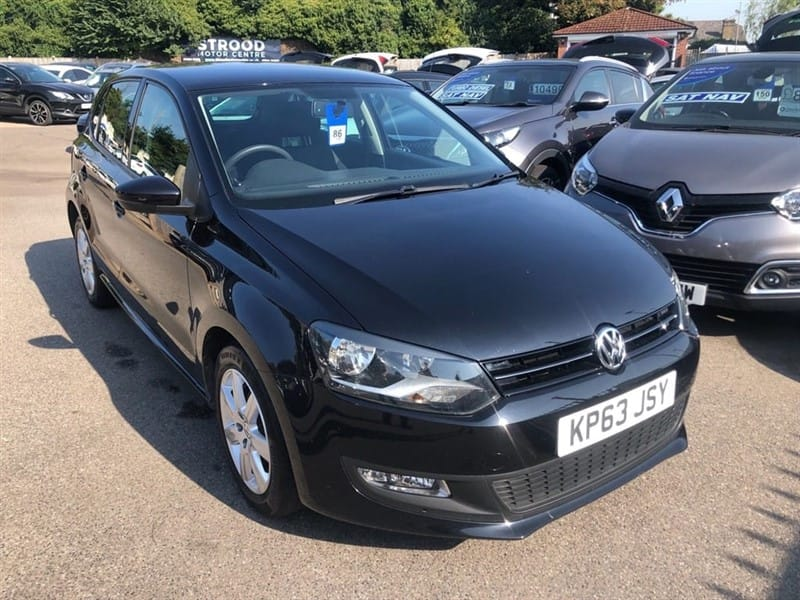 used VW Polo Match Edition in rochester-kent