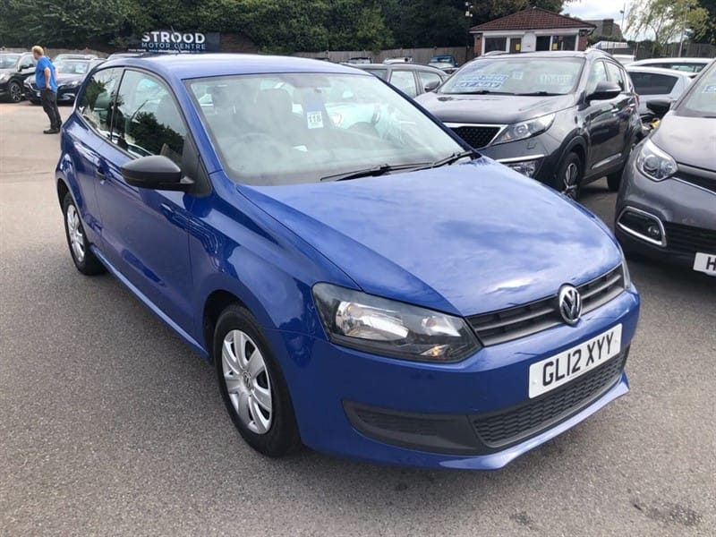 used VW Polo S in rochester-kent