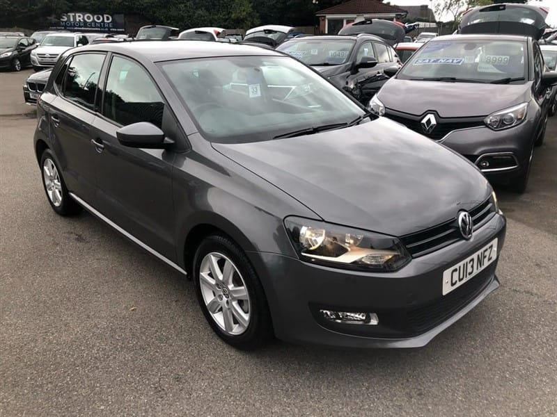 used VW Polo Match DSG in rochester-kent